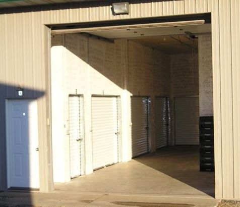 double secured storage units